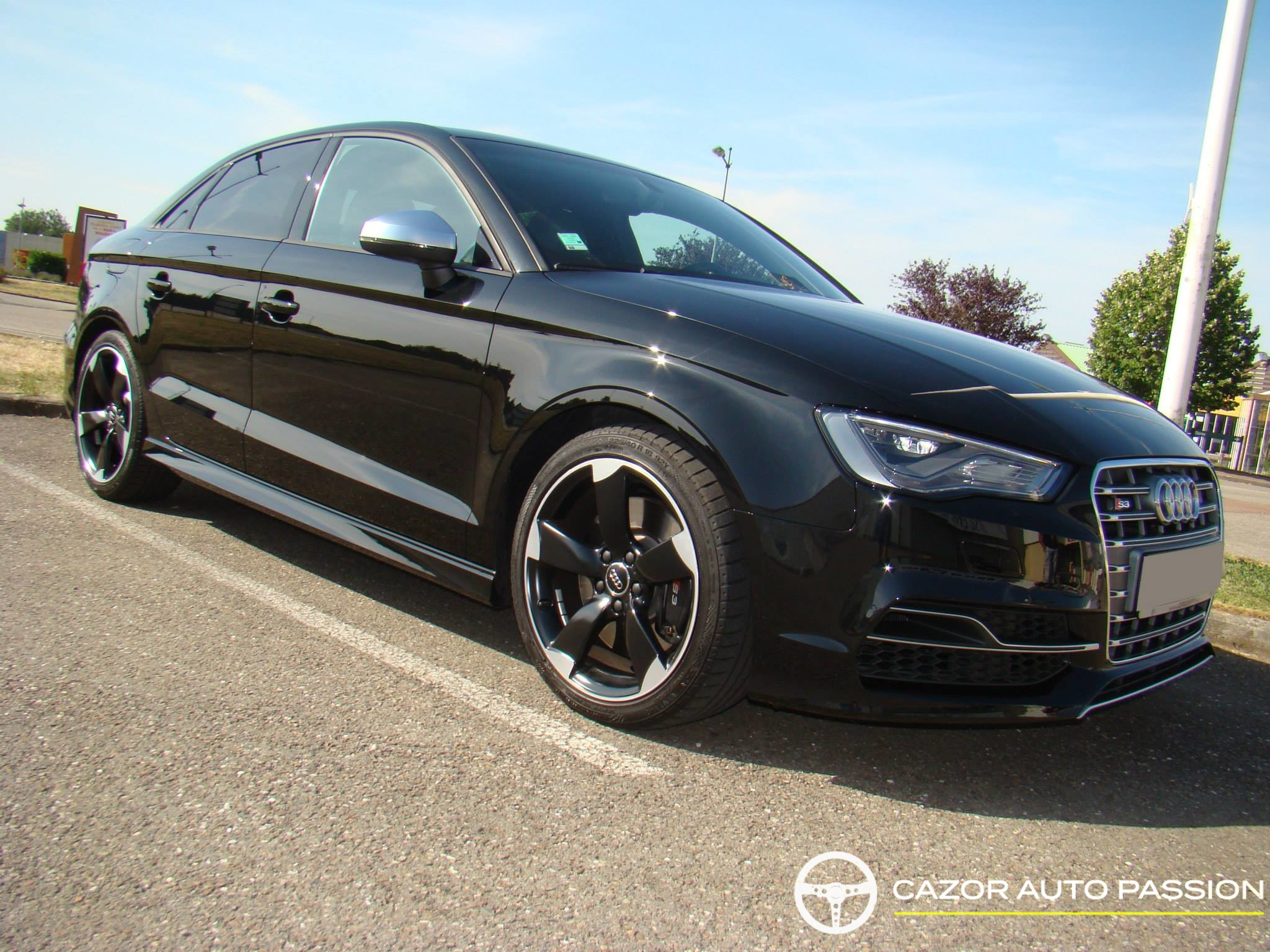 audi s3 berline s tronic 07 2014 17000km cazor auto passion. Black Bedroom Furniture Sets. Home Design Ideas