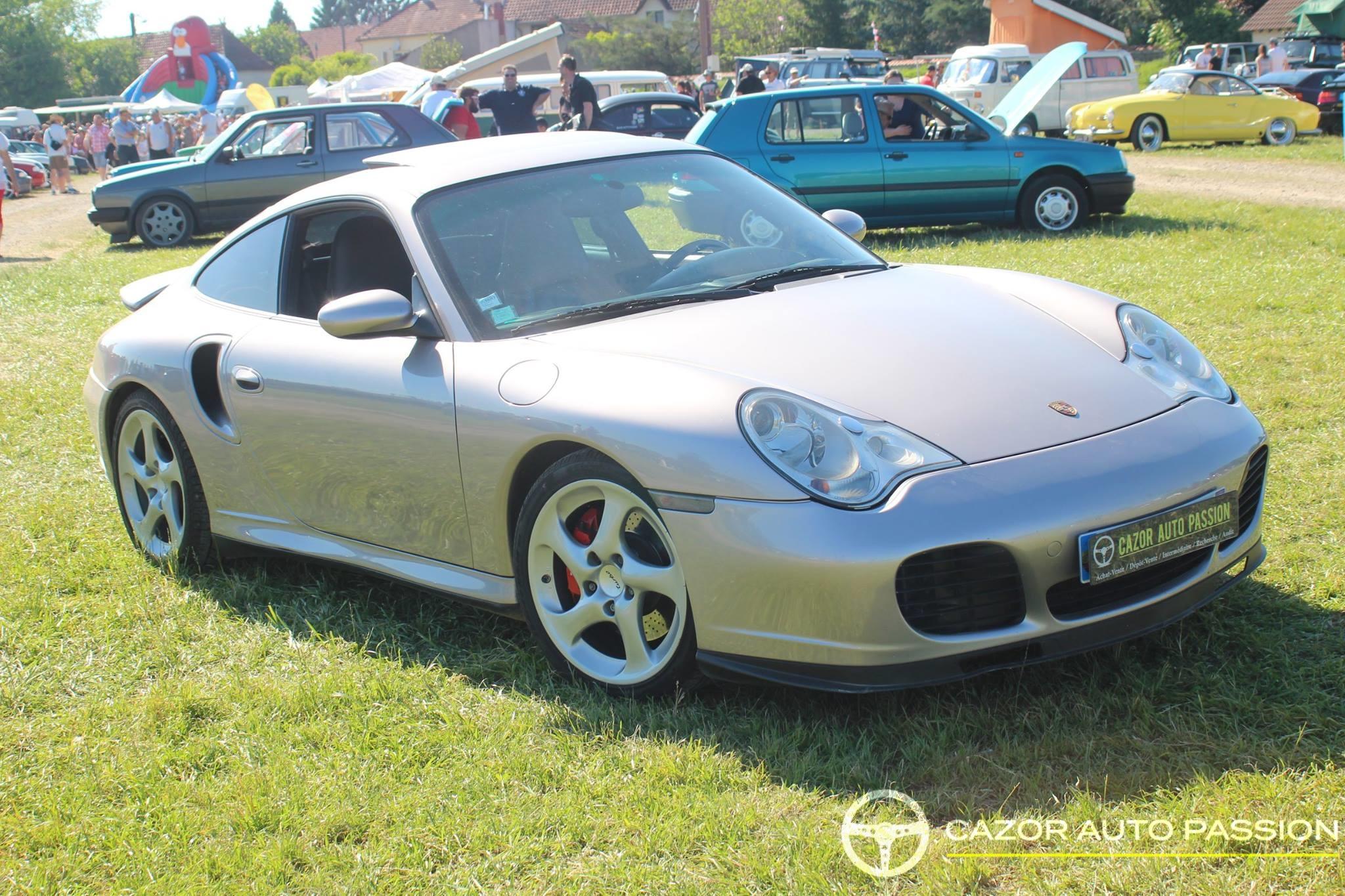 Porsche 911 Type 996 : porsche 911 type 996 turbo tiptronic cazor auto passion ~ Medecine-chirurgie-esthetiques.com Avis de Voitures