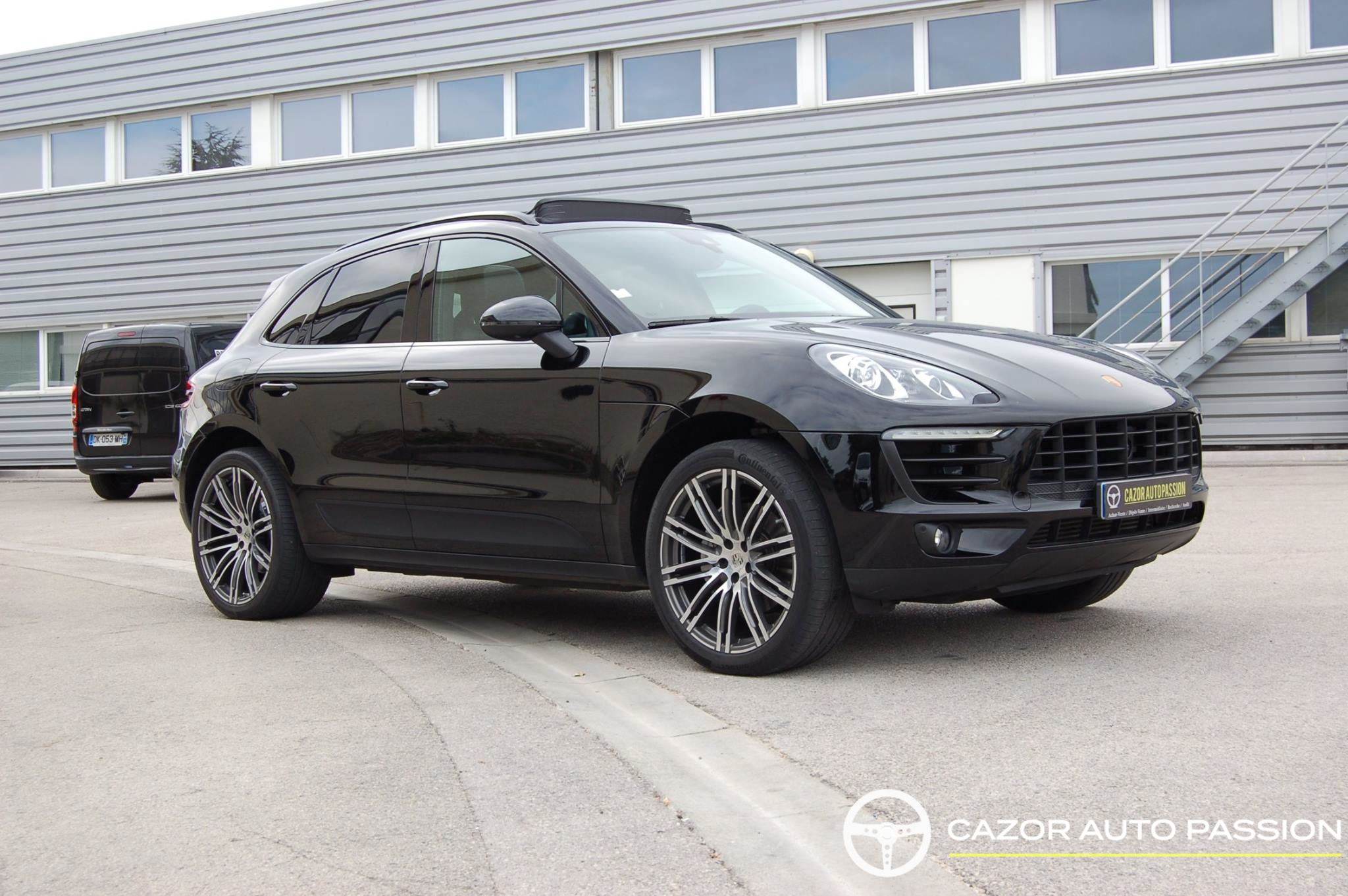 porsche macan s diesel mod le 2015 cazor auto passion. Black Bedroom Furniture Sets. Home Design Ideas