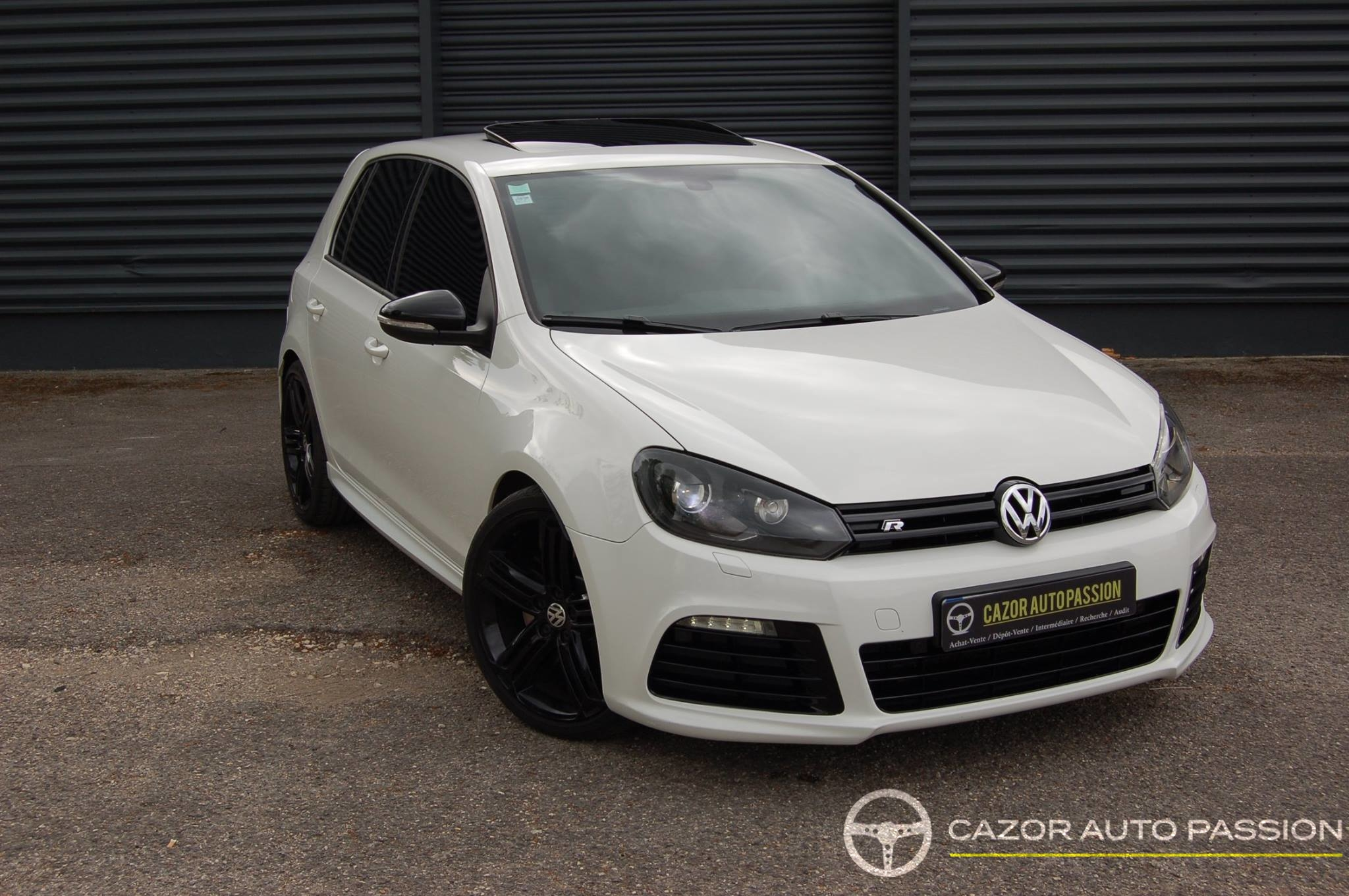 volkswagen golf 6 vi r dsg cazor auto passion. Black Bedroom Furniture Sets. Home Design Ideas