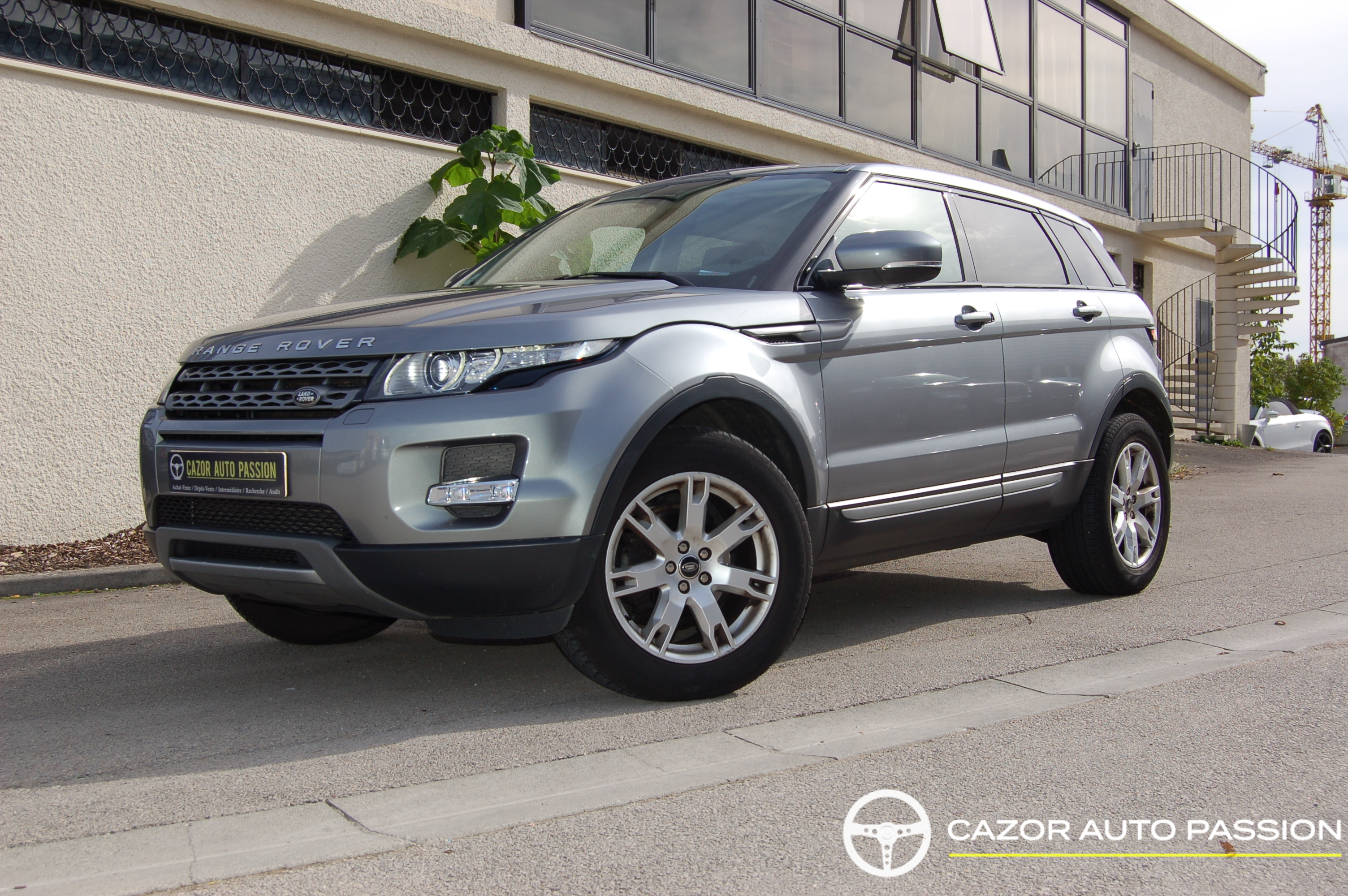 range rover evoque 5p 2 2 td4 4wd 150cv pure cazor auto passion. Black Bedroom Furniture Sets. Home Design Ideas